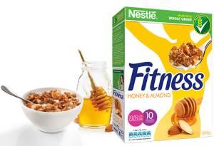 Plan de 14 dias con nestle fitness miel y almendras