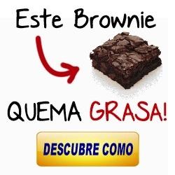 BROWNIE QUEMA GRASA M
