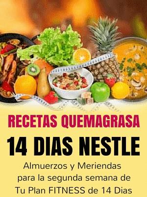 dieta fitness de nestle 14 dias