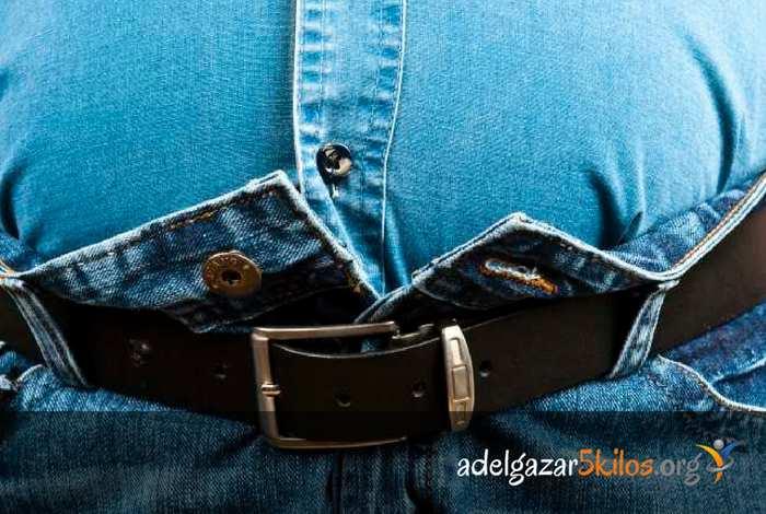 Como reducir la obesidad abdominal